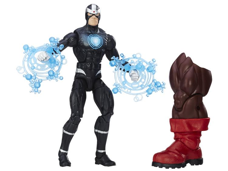 X-Men Marvel Legends BAF Juggernaut wave -Havok