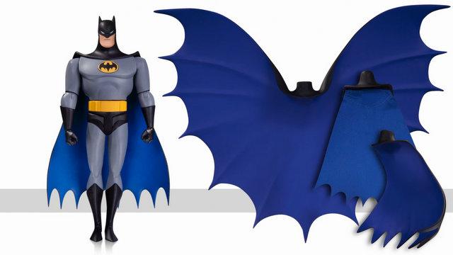DCC Batman The Animated Series Batman big cape