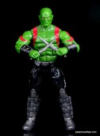 Guardians of the Galaxy Marvel Legends exclusive -Drax with daggers