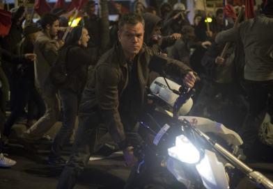Jason Bourne review – Damon returns for encore