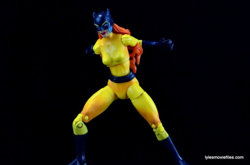 Marvel Legends Hellcat figure review -ready for battle
