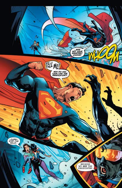 Superman issue 3 page 3