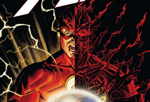 The Flash issue 2 variant cover-001