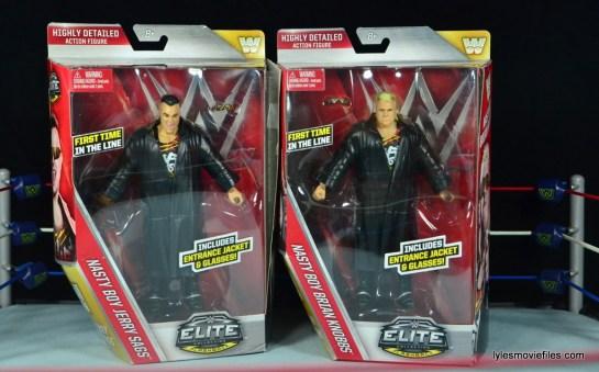WWE Nasty Boys Elite 42 - front package