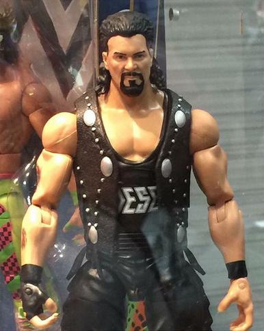 WWE SDCC Diesel