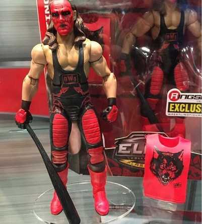 WWE SDCC Wolfpac Sting full