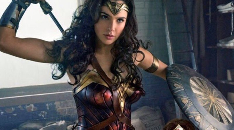 Wonder Woman trailer is here and it's wondrous