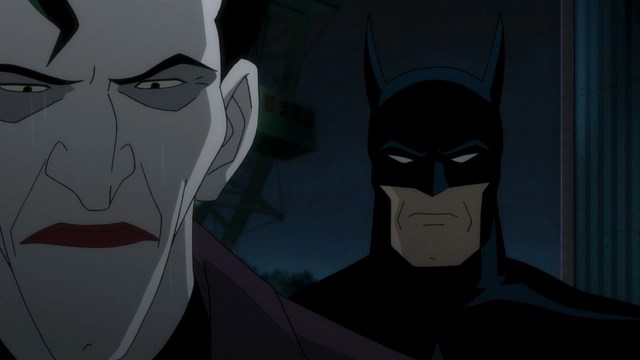 Batman The Killing Joke review - The Joker and Batman face off