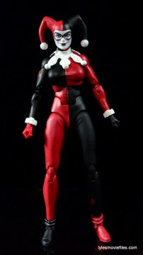 DC Icons Harley Quinn figure review -straight