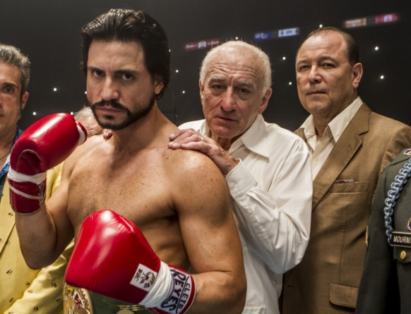 Hands of Stone review – Durán biopic is stuck on contender status