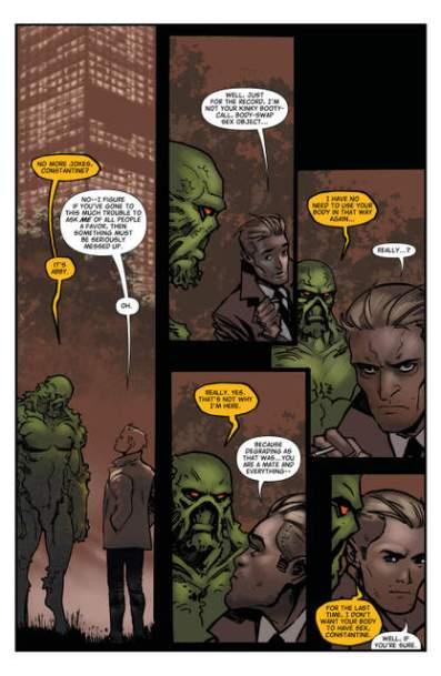 The Hellblazer #1 page 9