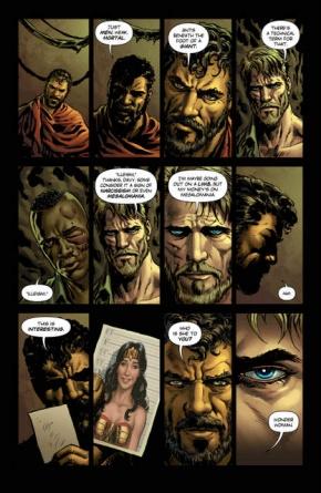 Wonder Woman #5 page 6