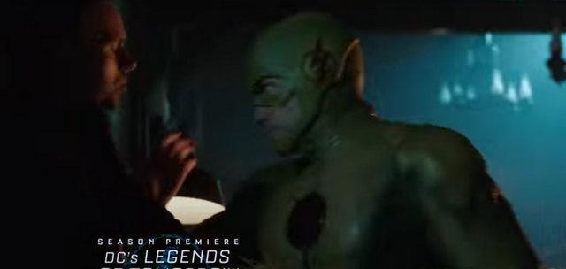 DC's Legends of Tomorrow Season 2 Reverse Flash