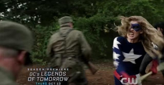 DC's Legends of Tomorrow Season 2 Stargirl