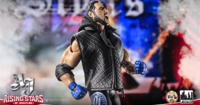 Figures Toy Company reveals Ring of Honor Series 2, Rising Stars lines