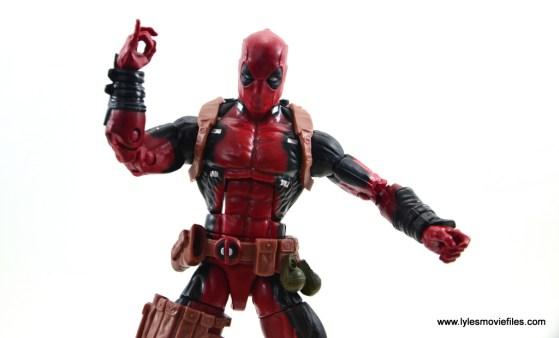 marvel-legends-deadpool-figure-review-pinky-finger-up