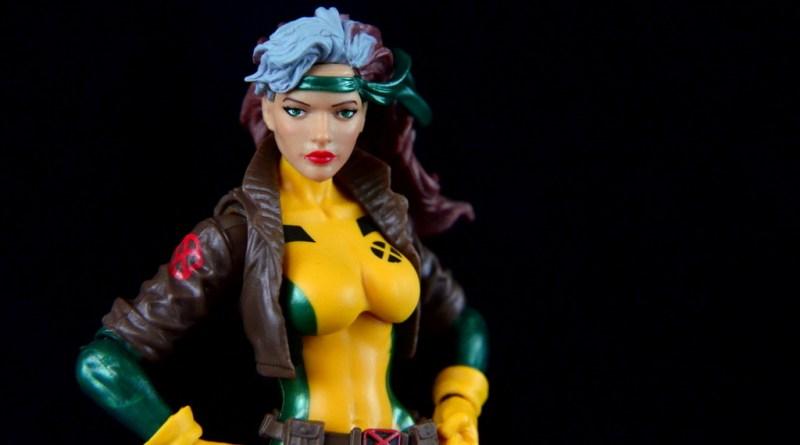 Marvel Legends Rogue figure review - main pic