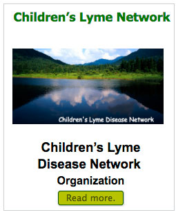 childrens-lyme-network