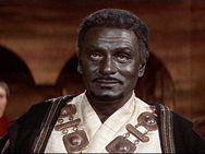 Laurence Olivier as Othello