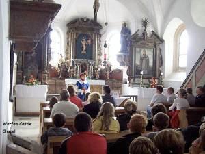 2005werfencastle_Chapel