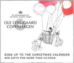 Jultävling 2013 med Ole Lynggaard Copenhagen