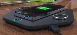 Trådlös multifunktions-laddare till Smarty Ring och din mobil