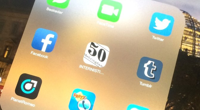 Social Media bei m-50.de — ja oder nein?