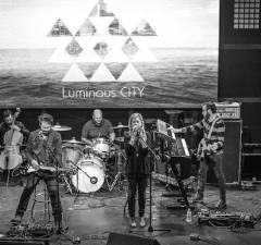 New Worship Band LuminousCITY Make Modern Sac
