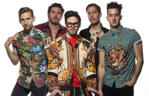 Time Stands Still On Rock:Dance:Pop Band Family Force 5's New Album
