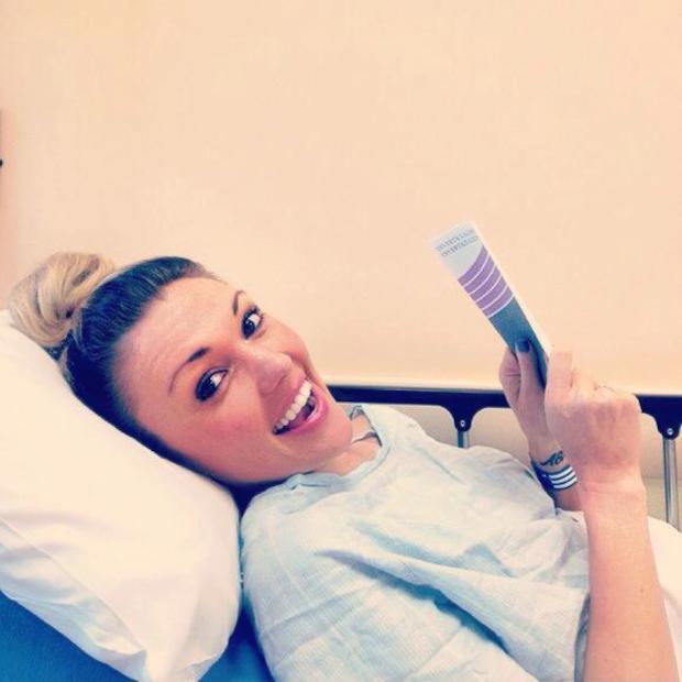 Amanda Noelle Stage 4 Cancer
