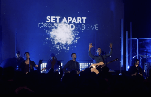 Set Apart Music Video By Worship Central