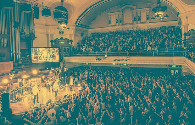 Worship Central's New Album Set Apart Breaks Into UK Top 40 Album Chart