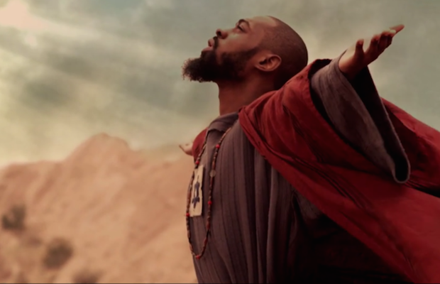 Mali Music Cast As Jesus In New Film Revival The Experience