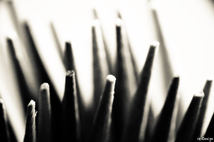 tpick 700 Macro abstrait : Toothpicks
