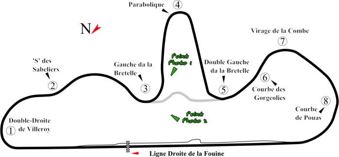 Dijon Prenois La course des rookies O3Z   Dijon / Prenois : Entrainement