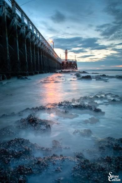 2 jours à la mer du nord avec Steve Collin