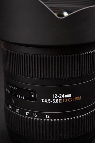 040911 SIgma 12 24 15 Test produit : LUGA Sigma 12 24mm DG HSM II