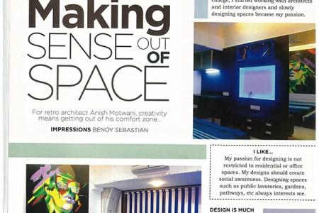 interior designer making sense out of space on behance