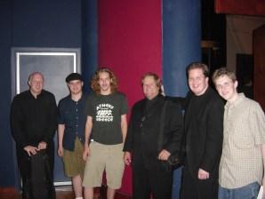 Matt Mullenweg, Joe Santa Maria, Warren Sneed, Kelly Dean, Woody Witt