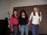 Sarah Williams, Madalyne Cross, Larissa Koch