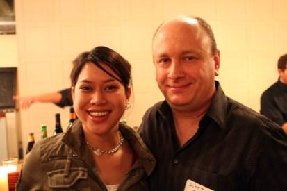 Glenda Bautista, Scott Beale