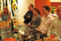 Heather Harde, Raanan Bar-cohen, Bryan Mason, Steve Nieker