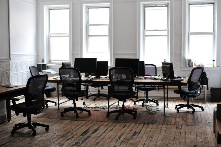 Kickstarter offices