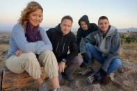 Brooke Hammerling, Matt Oliver, Scott Harrison, John Vechey