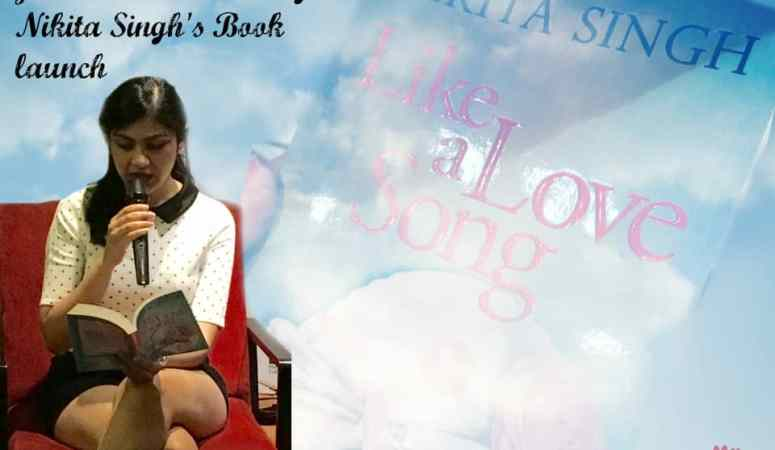 Just Like A Love Song- Nikita Singh's New book