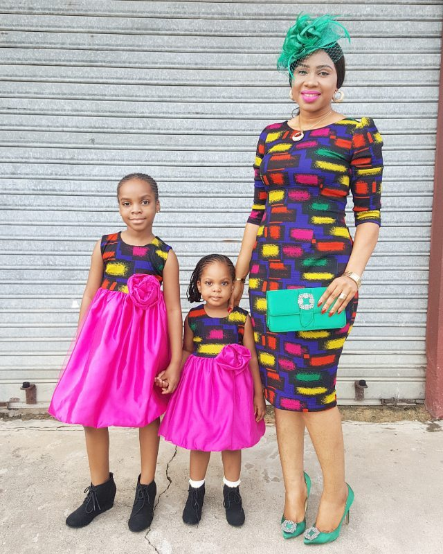 The Most Adorable Mother Daughter Ankara Styles