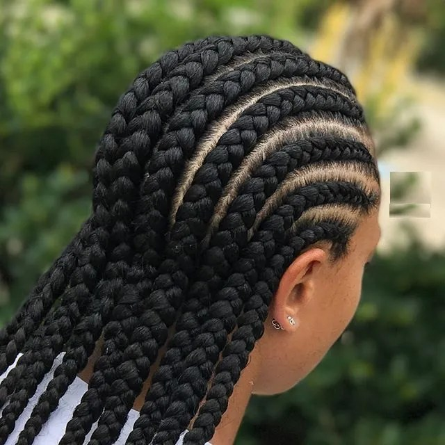 Weaving Hairstyles On Natural Hair