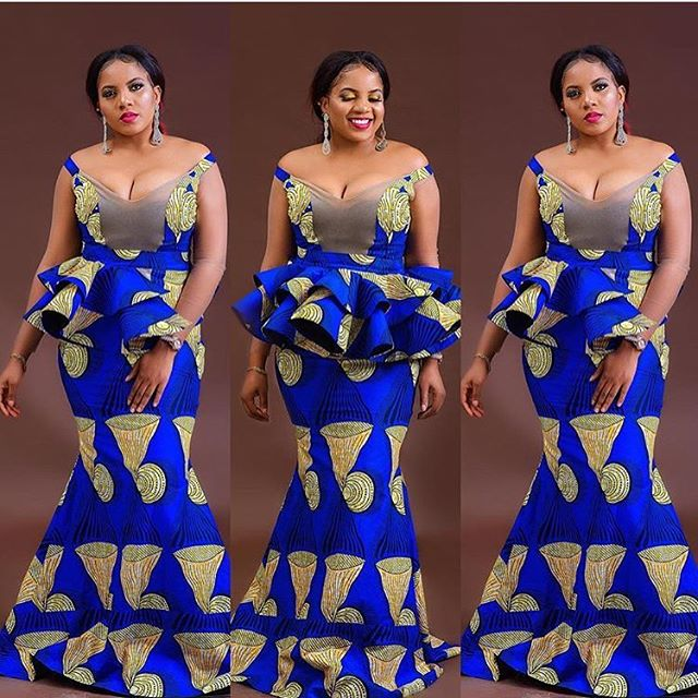 Ankara Latest Gown Styles; Nice Dresses To Excite You
