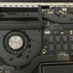 MacbookPro Retina 水没によるキーボード交換が格安!