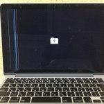 秋葉原からMacの画面交換を即日修理しました!